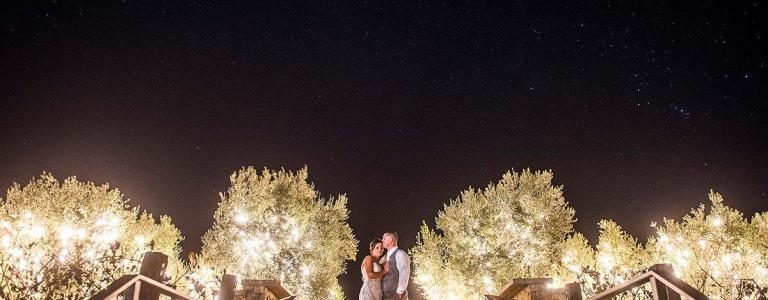 Hollister California Vineyard Wedding