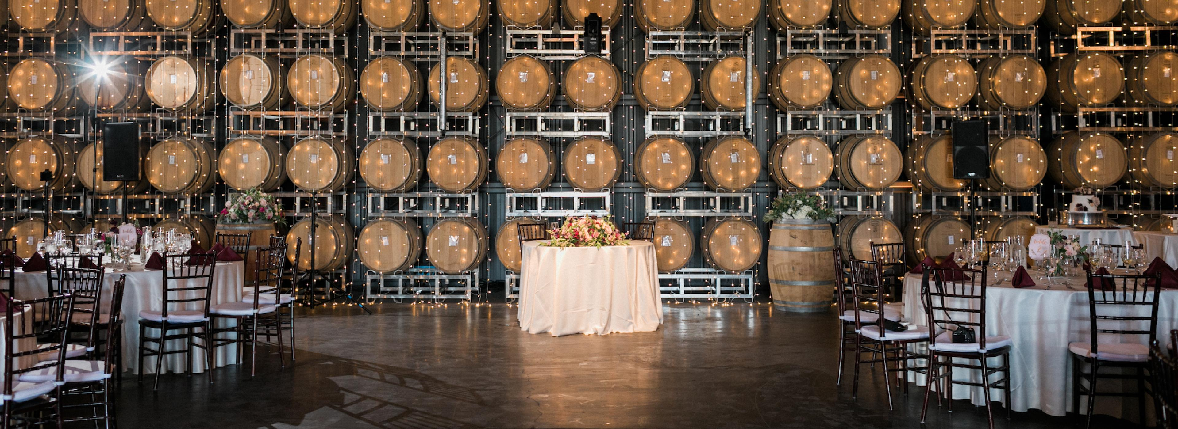 Leal Barrel Room