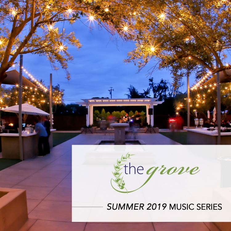 The Grove Live Music Calendar