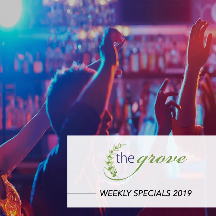 The Grove Hollister Weekly Specials
