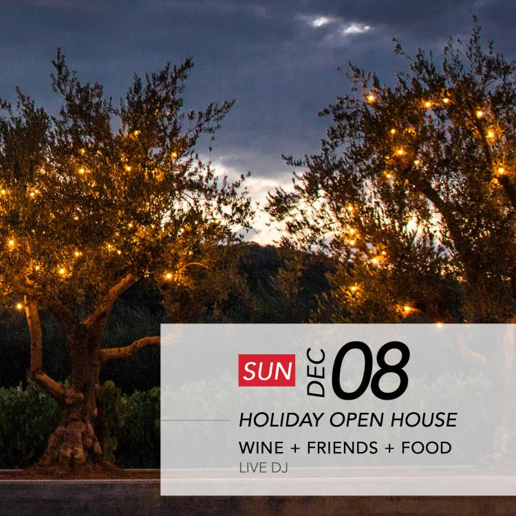 Morgan Hill Holiday Open House