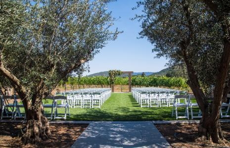 Sycamore Creek wedding venue