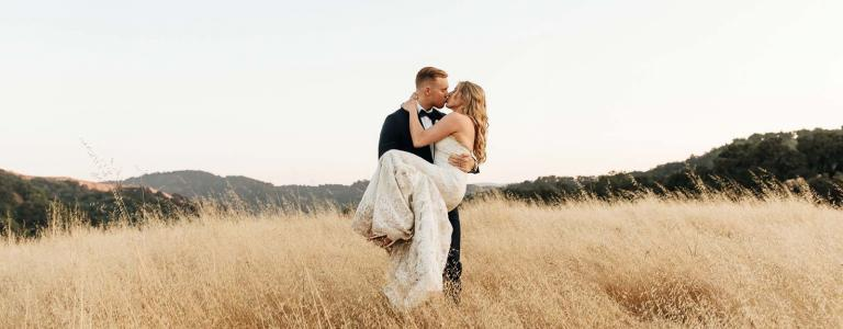 Morgan Hill CA Wedding Destination
